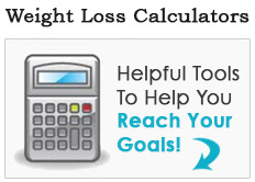 Online Weight Loss Calculators